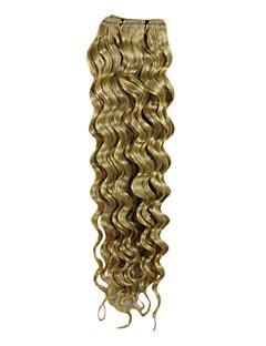 20inch Indian Remy Hair Tissages année 5A vague profonde 100g Plus de couleurs Avaliable