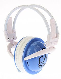 Stereo Radio Plug-Card 3H-360 plegable FM Estilo de auriculares (rojo, rosado, púrpura, verde, amarillo, azul, blanco)