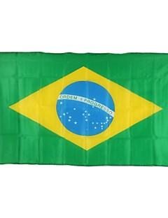 2014 Brasilien VM i fodbold Cheer Large Flag