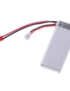 3.7V 900mAh 25C Lipo batteri til Walkera V120D01/V120D02/V120D05/M120D01/V120D02S
