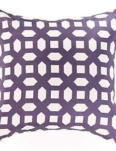 トレリス紫色の装飾的な枕カバー