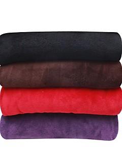 KorallenfleeceEinfarbig Einfarbig 100% Polyester Decken