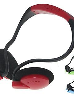Reproductor de música para auriculares Apoyo TF Radio FM Tarjeta D-219 Wireless Sport Mp3 (colores surtidos)