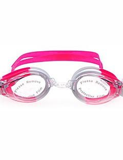 плавательные очки Универсальные Противо-туманное покрытие / Износоустойчивый / Водонепроницаемый / Регулируемый размер Акрил Акрил Другое