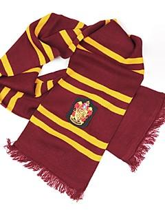 Harry Potter Gryffindor Randig Scarf