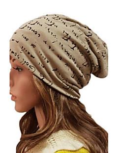 כובע צמר נשים יום יומי , כותנה חורף