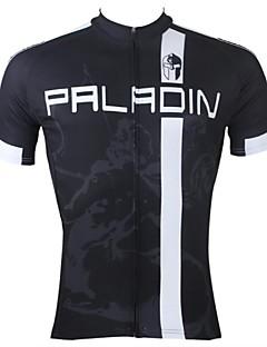 ILPALADINO Camisa para Ciclismo Homens Manga Curta Moto Camisa/Roupas Para Esporte BlusasSecagem Rápida Resistente Raios Ultravioleta