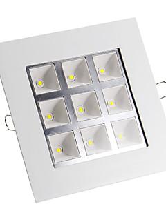 Luces de techo (Blanco cálido 9 W 800 lm- AC 85-265