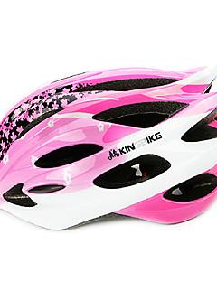 KINGBIKE 18 aberturas de bicicleta leve integralmente moldado capacete ciclismo (58-62 centímetros)