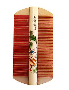 Bamboo Dense Teeth  Dandruff Comb