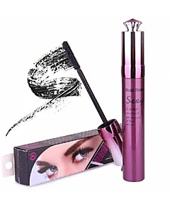 1pcs Pro Thick Curl Waterproof Mineral Black Makeup Mascara