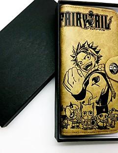 Taška Inspirovaný Fairy Tail Cosplay Anime Cosplay Doplňky Taška Hnědá PU kůže Pánský