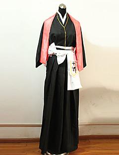 10 divisão tenente Matsumoto Rangiku traje cosplay do quimono