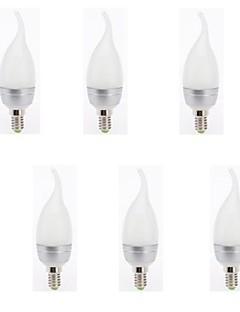 Kynttiläpolttimot - Lämmin valkoinen CA - E14 - 3.5 W