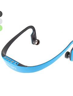 sluchátka držákem za microSDHC tf paměťových karet sportovní