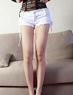 naisten seksikäs paketti pakarat lyhyet shortsit denim housut