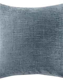 "18 ""x18"" mörkblå polyester örngott"