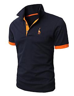Jogal 3D Embroidery Short Sleeve Bodycon T Shirt