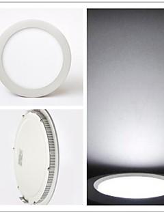 Plafonniers/Lampes Panneau Blanc Froid Encastrée Moderne 9 W 40 SMD 2835 700 LM 6000-6500 K AC 85-265 V