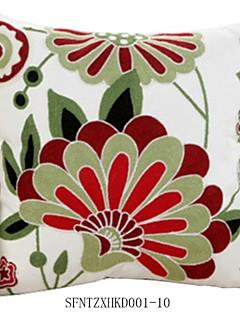 """createforlife® 18 """"retro blom spandex dekorativa örngott"""
