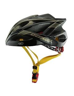 Basecamp® BC-007 New Arrival Upgrade High Quality Integrally Molded  Ultralight Adjustable Bike Helmet Black+Golden