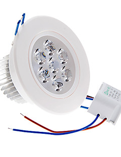 Luces de Techo 7 W 7 LED de Alta Potencia 490 LM 3000 K Blanco Cálido AC 100-240 V