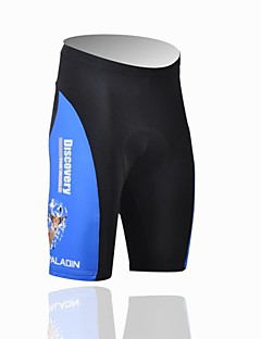 PALADIN® Cycling Padded Shorts Men's Breathable / Ultraviolet Resistant Bike Shorts / Padded Shorts/Chamois Polyester / LYCRA® Patchwork