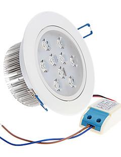 Plafonniers Blanc Froid 9 W 9 LED Haute Puissance 630 LM 6000 K AC 100-240 V