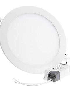 Plafonniers Blanc Chaud Pistar 15 W 75 SMD 2835 1250-1350 LM 3000-3500 K AC 85-265 V