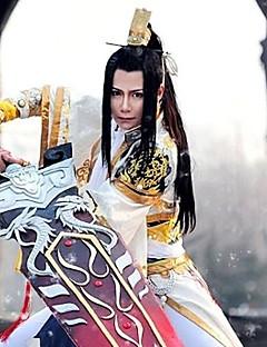 Black Ponytail Cosplay Wig Inspired by JIANXIAQINGYUAN III Cangjian