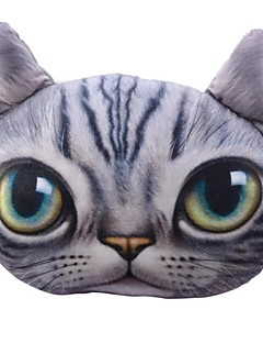 neje tecknad simulering 3d katt tupplur kudde kudde och kudde