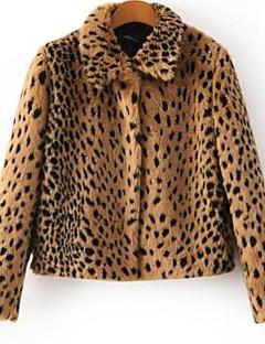 Women Faux Fur Outerwear