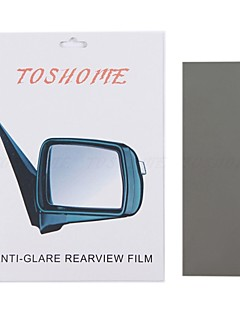 """toshome antireflexfilm för insidan backspeglar diy serien (9,84 """"* 3,93"""" * 1pc)"""