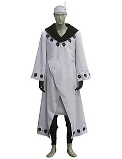 Naruto Madara Uchiha Jinchuriki Transformation Cosplay Costume