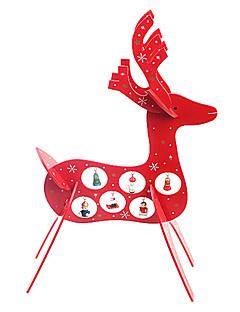 Karácsonyi fa szarvas lakástextília ajándékok