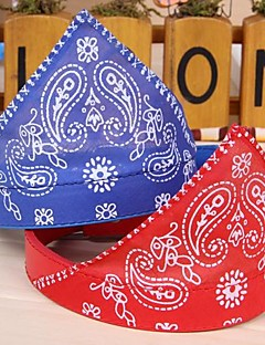 Cat / Dog Bandanas & Hats Red / Blue / Black Dog Clothes Spring/Fall Wedding / Cosplay