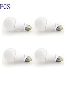 DUXLITE E26/E27 15 W 1 COB 1450 LM Warm White A Dimmable Globe Bulbs AC 220-240 V