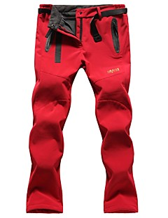 Outdoor Women's Pants Skiing / Camping & Hiking / Snowsports / SnowboardingWaterproof / Insulated / Rain-Proof / Windproof / Thermal /