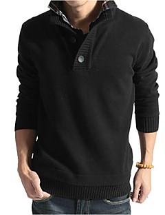 Men's Long Sleeved Sweater