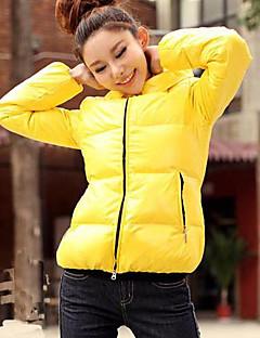 LHL 최신 유럽 패션 겨울 코트 (지퍼 컬러 ramdon)