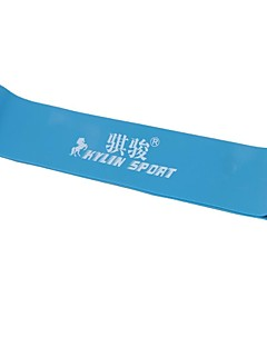 KYLIN SPORT™ Blue Annular Elastic Thin Ring Yoga Pull Ring