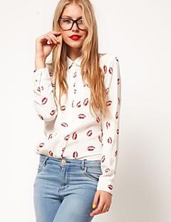 givenchy&eine Weinlese der Frauen Langarm-Shirt