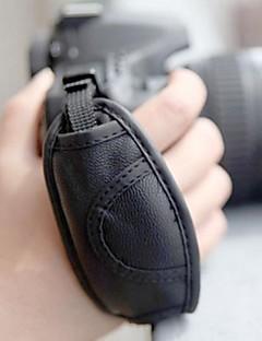 universel ægte læderrem til Canon Nikon / PENTAX / SONY / Panasonic / fuji kameraer