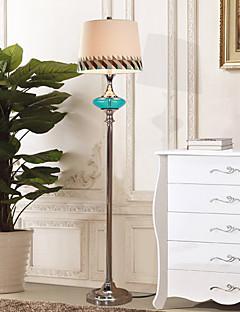 eidehi® lampa podłogowa nowoczesny styl electroplate szkła i metalu