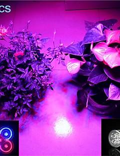 Spot LED Violet MORSEN 5 pièces MR16 E26/E27 5W 5 SMD 500 LM AC 85-265 V