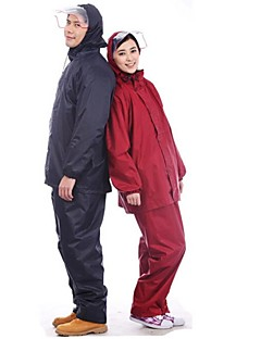 Hiking Raincoat/Poncho Unisex Waterproof / Breathable / Rain-Proof / Dust Proof / Wearable Spring / Summer / Fall/Autumn / Winter100%