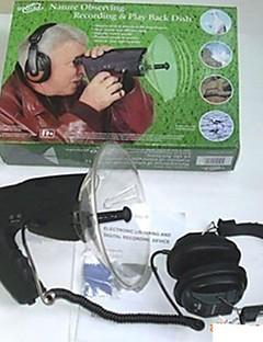 8x 21 mm Einäugig BAK4 Wasserdicht / Spektiv / Nachtsicht Vogelbeobachtung Zoom-Ferngläser / Wasserdicht Schwarz