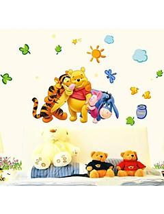 stickers muraux Stickers muraux, disney pvc de style cartoon stickers muraux