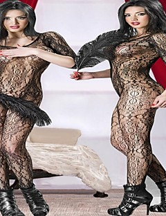 Women's One Piece See Through Nightwear Sexy Uniform