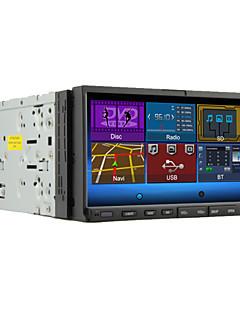 7-Zoll-2 din TFT-Bildschirm im Armaturenbrett Auto-DVD-Player mit RDS